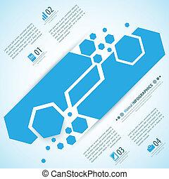 gewebe geschäft, abbildung, tamplate., vektor, info-graphic...