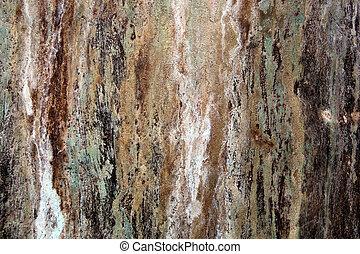 gewebe, metall, bronze