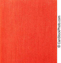 gewebe, roter hintergrund
