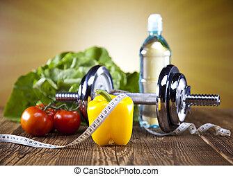 gewicht aderlating, fitness