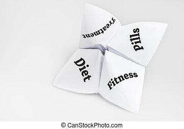 gewicht aderlating, op, fortuin kasbediende