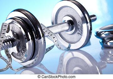 gewicht, fitness, verlust