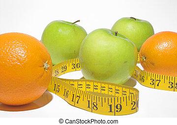 gewichtsverlust, begriff