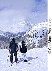 gezin, skien