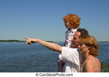 gezin, summerouting
