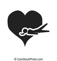 gezond hart, ontwerp, levensstijl