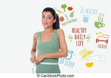 gezonde , dagelijks leven
