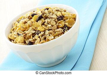 gezonde , granola, heerlijk
