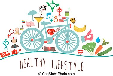 gezonde levensstijl, achtergrond