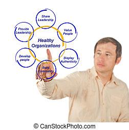 gezonde , organisaties