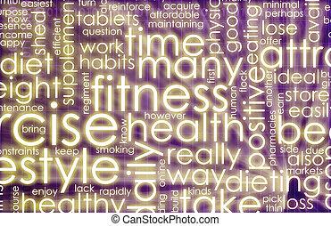 gezondheid, fitness