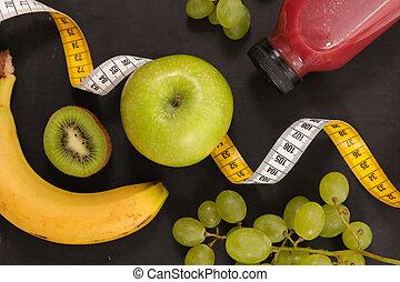 gezondheid voedsel, concept