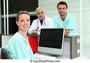 gezondheidszorg deskundigen