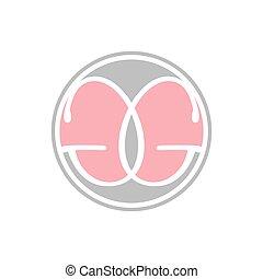 GG Initials logo