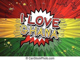 ghana, amore