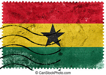Greetings from ghana illustrations and clipart 4 greetings from ghana flag old postage stamp m4hsunfo Gallery