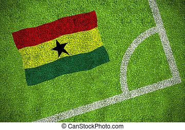Ghana national flag