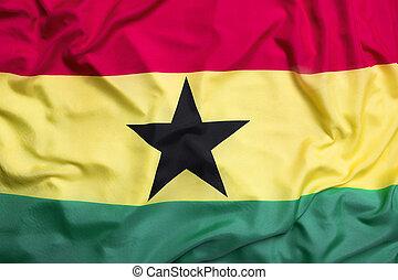ghana vlag