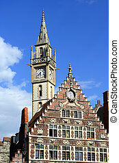 Ghent architecture