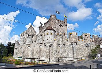 Ghent Castle