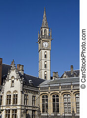 Ghent Clocktower