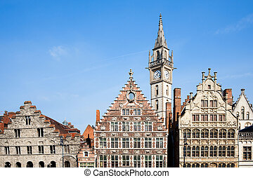Ghent houses