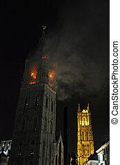Ghent lightfestival