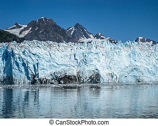 ghiacciaio, columbia
