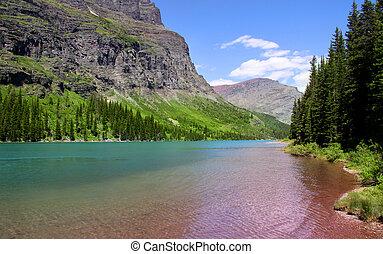 ghiacciaio parco nazionale
