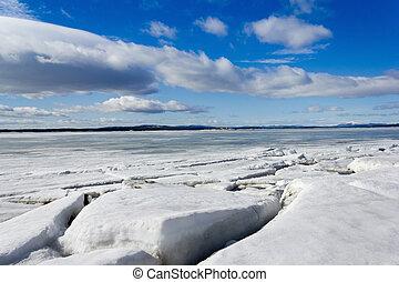 ghiaccio mare