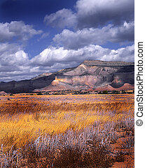 Ghost Ranch - Painting of Ghost Ranch New Mexico