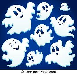 Ghost thematics image 1