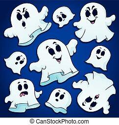 Ghost thematics image 2