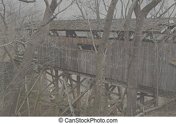 Ghostly Bridge