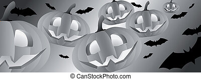 Ghosts Pumpkins