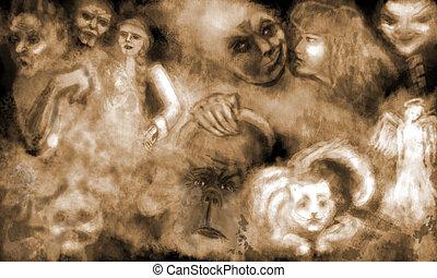 ghosts2, sueño