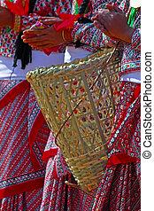 ghurka, miao, festival, eco, inde, gorkha, culturel, pradesh, namdapha, arunachal, femmes