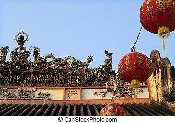 Giac Lam Pagoda, Ho Chi Minh City, Saigon, Vietnam