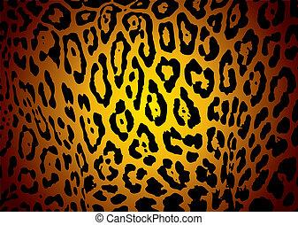 giaguaro, pelle