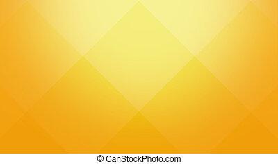 giallo-arancia, fondo, cubico