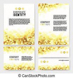 giallo, cerchi, identity-1