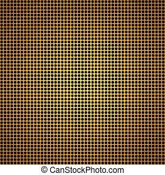 giallo, metallo, struttura, acciaio inossidabile, fondo