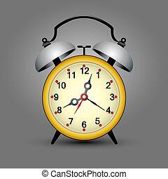 giallo, orologio