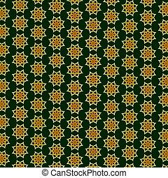 giallo-verde, astratto, fondo
