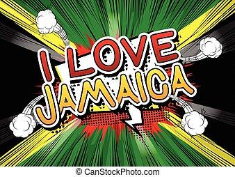 giamaica, amore
