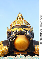 Giant in Thai style