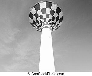 Giant Water Tower