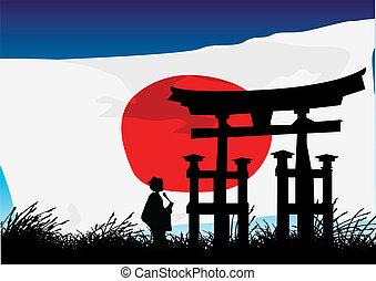 giapponese, stile