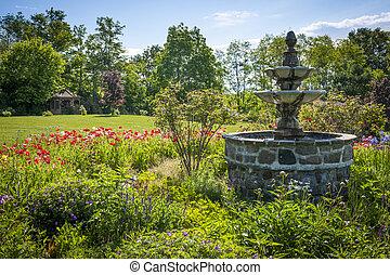 giardino fontana