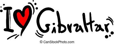 Gibraltar love